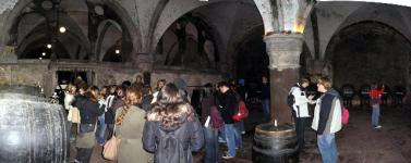 Exkursion Kloster Eberbach 11/2006